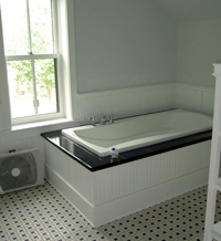 Bathroom Remodel Tub