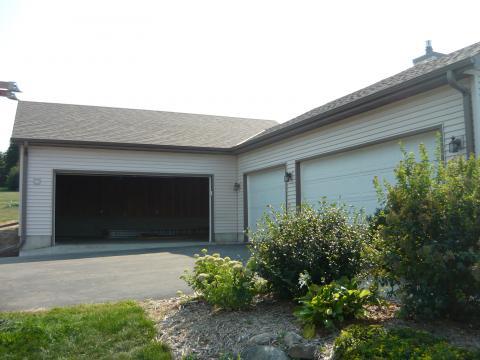 3 car garage addition