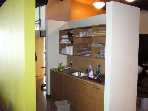 Commercial Construction - Salon